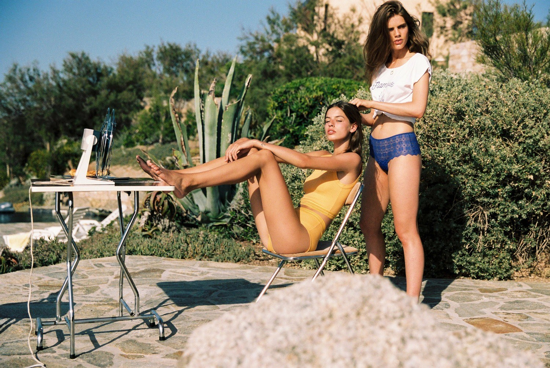 Marta Aguilar & Lois Schindeler by Cameron Hammond
