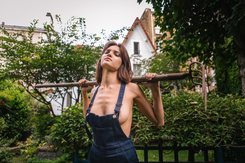 Мария Дёмина / фото Alex Jonas для издания RektMag