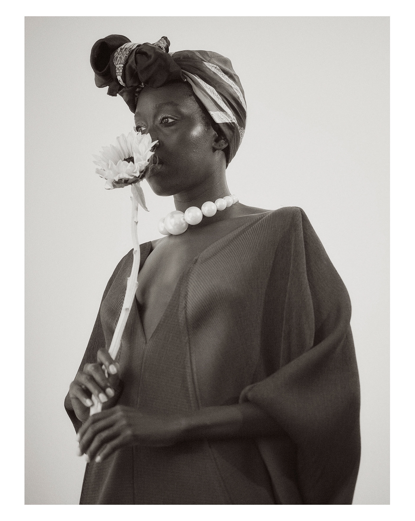 Kuoth Wiel by Benjo Arwas for Paper Magazine