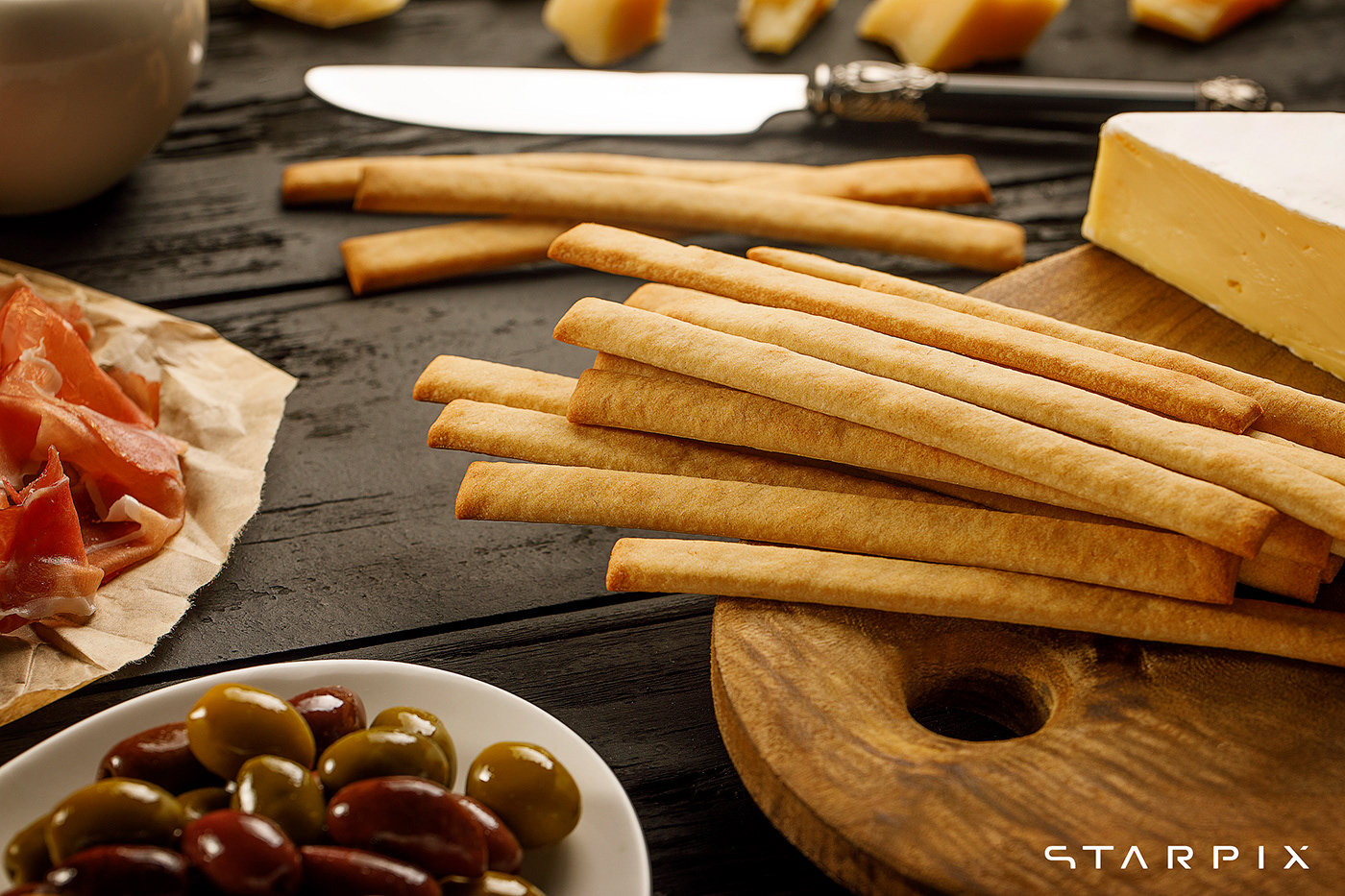 Красивая еда для  Casaredo / фото WINSTON GAMBATTO