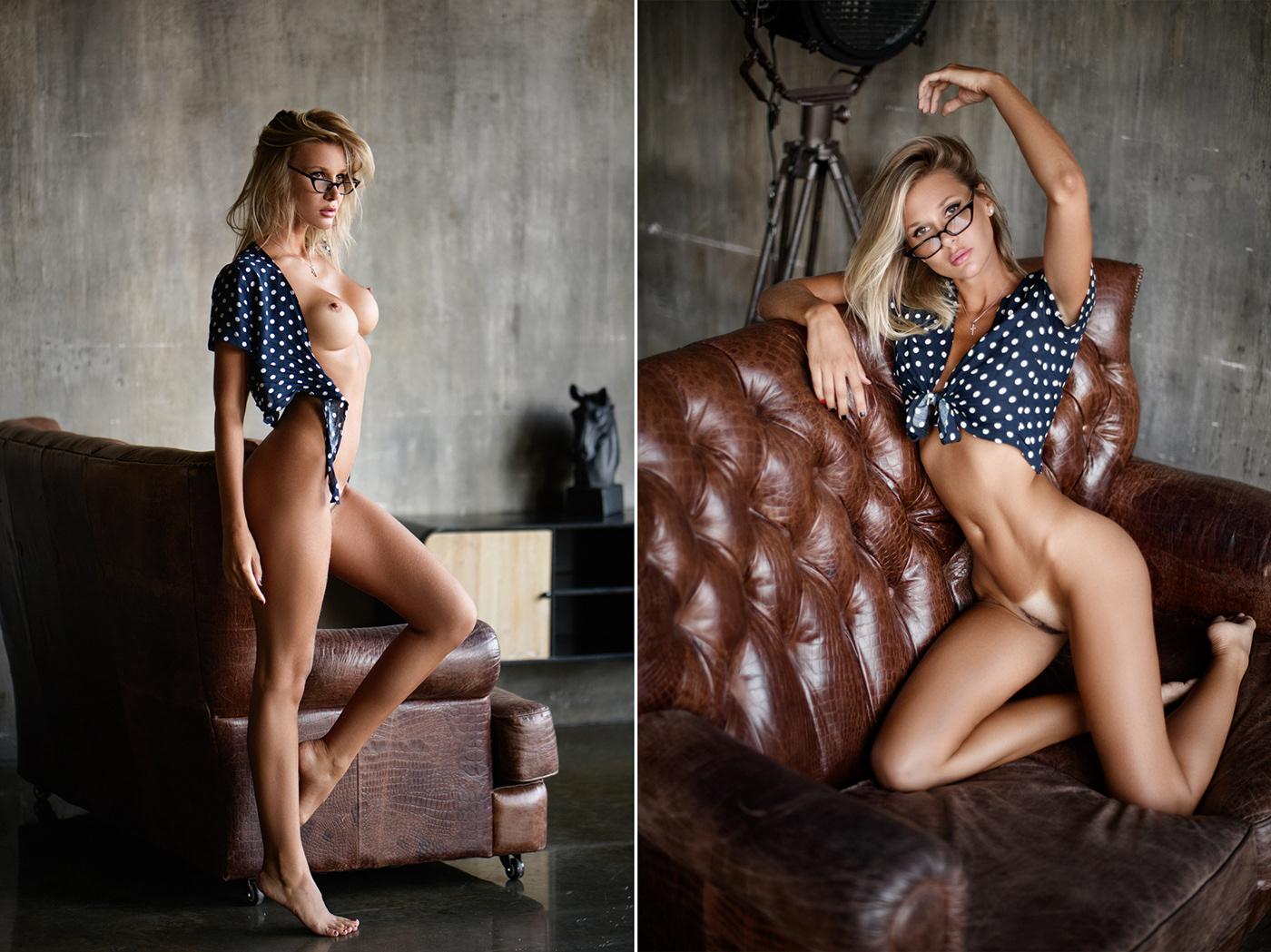 Marina Shcher / фото Sacha Leyendecker