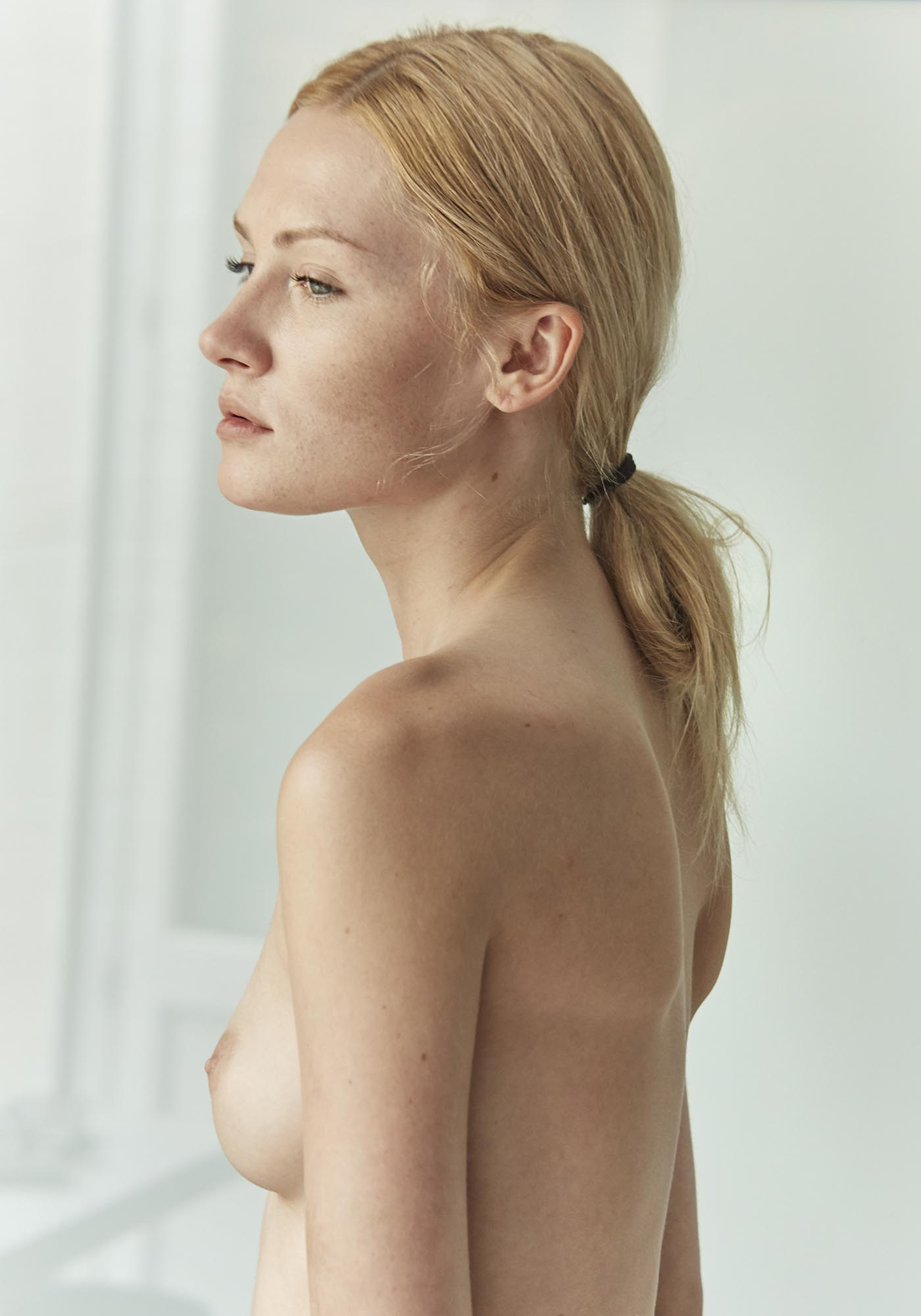 Kate Dyakonova by Gerhard Merzeder