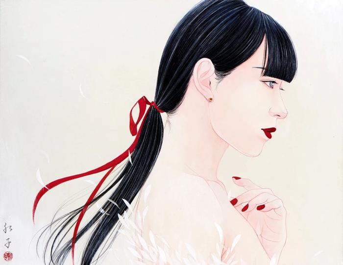 художник Choji Beniko