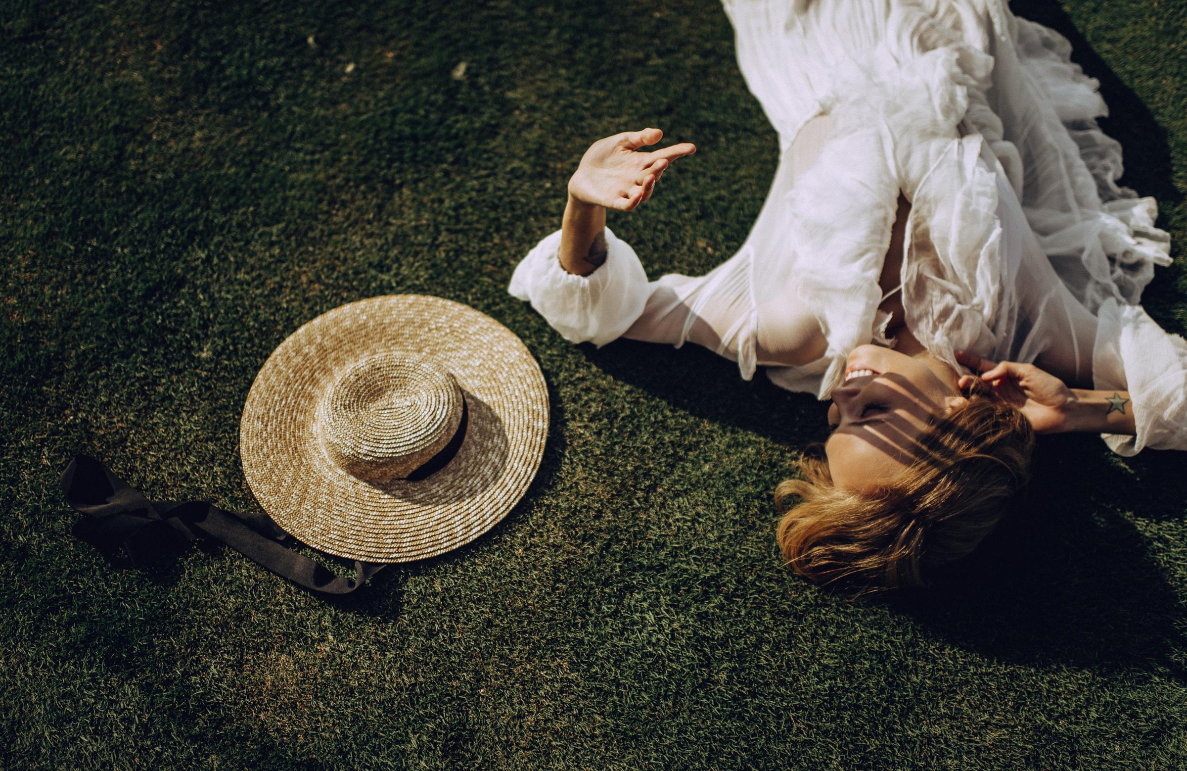Golf Wedding / фотограф Виктория Романова - модель Анастасия Щеглова
