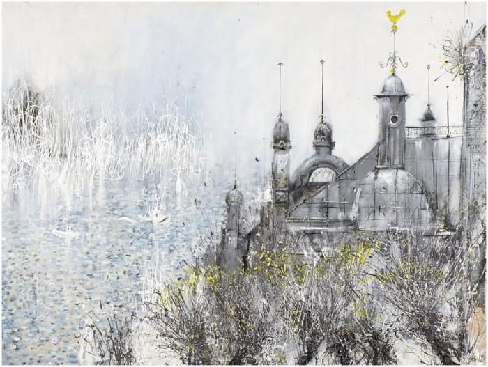художник Сергей Черкасов