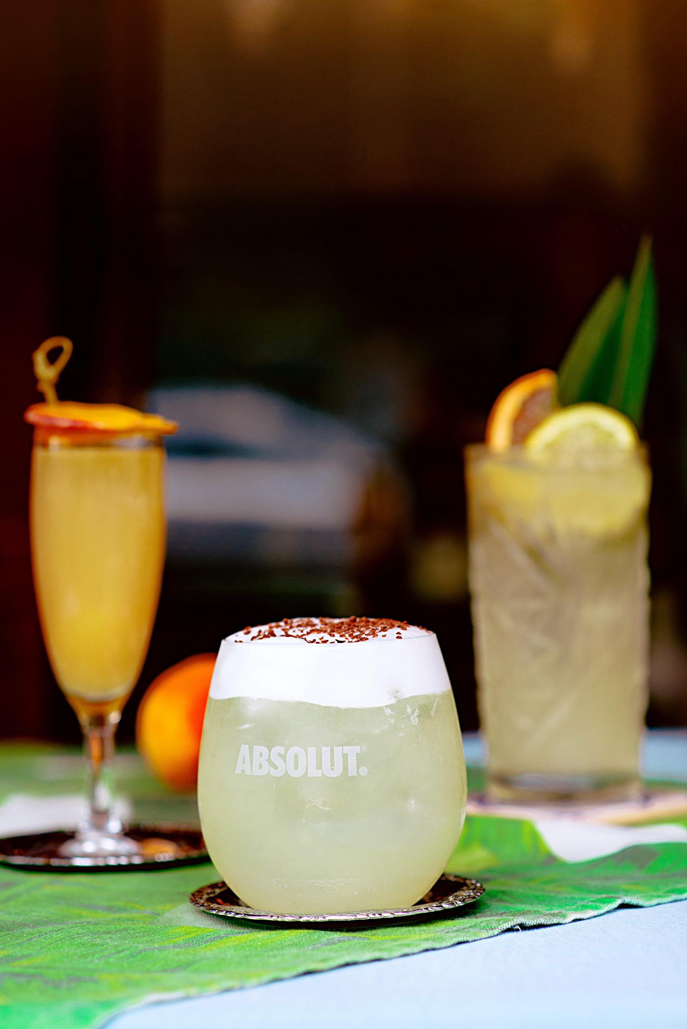Cocktails / фотограф Kateryna Mostova