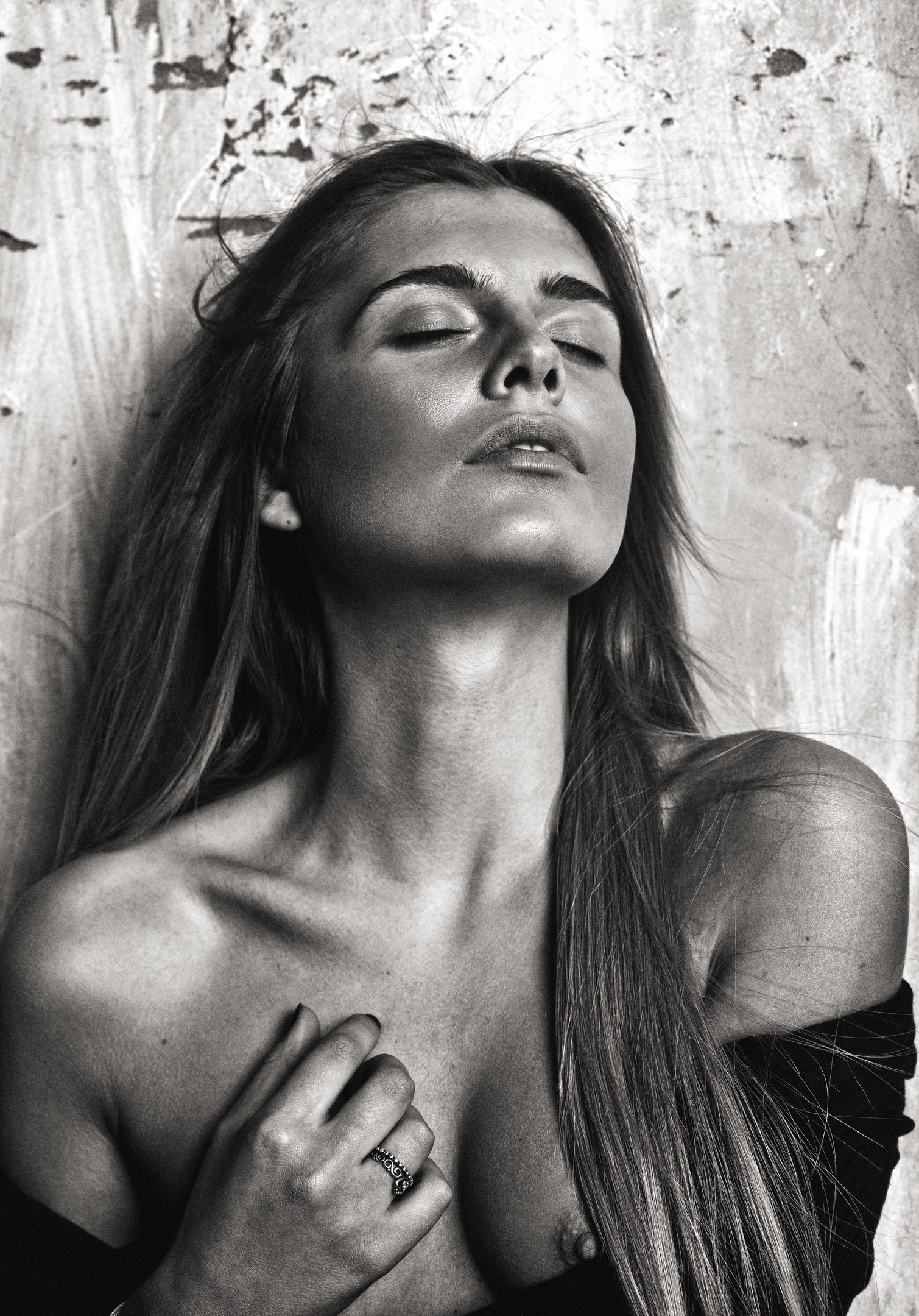 Alina Nefedova by Sergey Kuznetsov