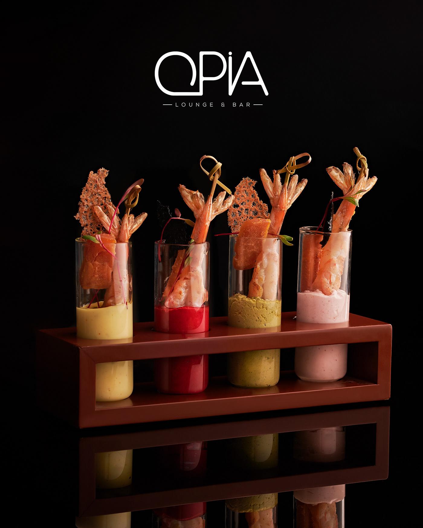 Opia Lounge & bar / фото Kareem El Sabaa
