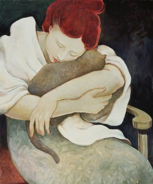 картины SANDRA BIERMAN