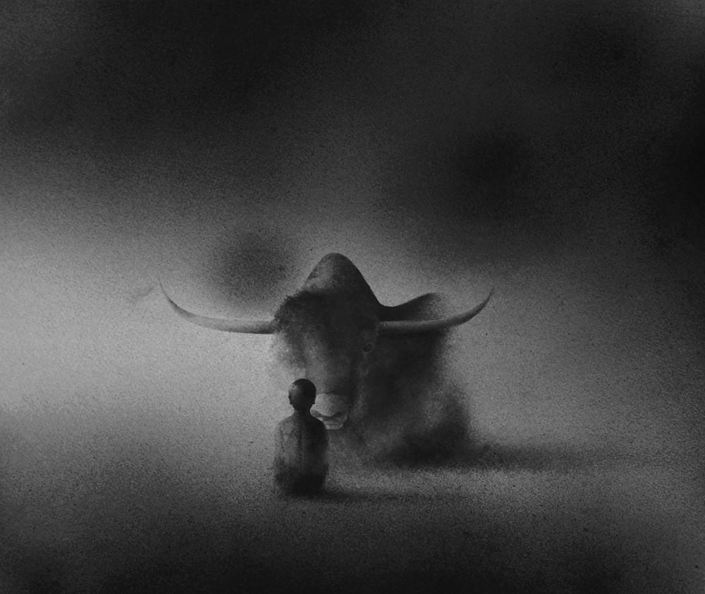 Horns / рисунки Elicia Edijanto
