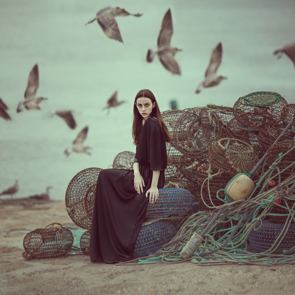 CREATIVE PHOTOGRAPHY WORKSHOP BY Anka Zhuravleva