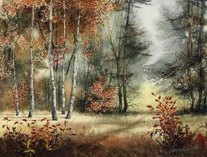 осень Вeata Gugnacka