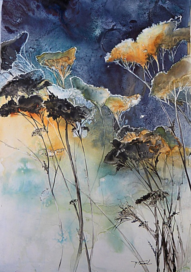 цветы Roselyne Farail