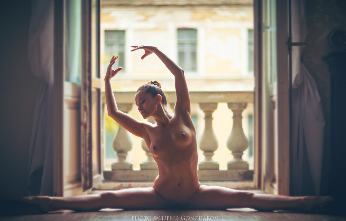 Балерина / фото Денис Гончаров