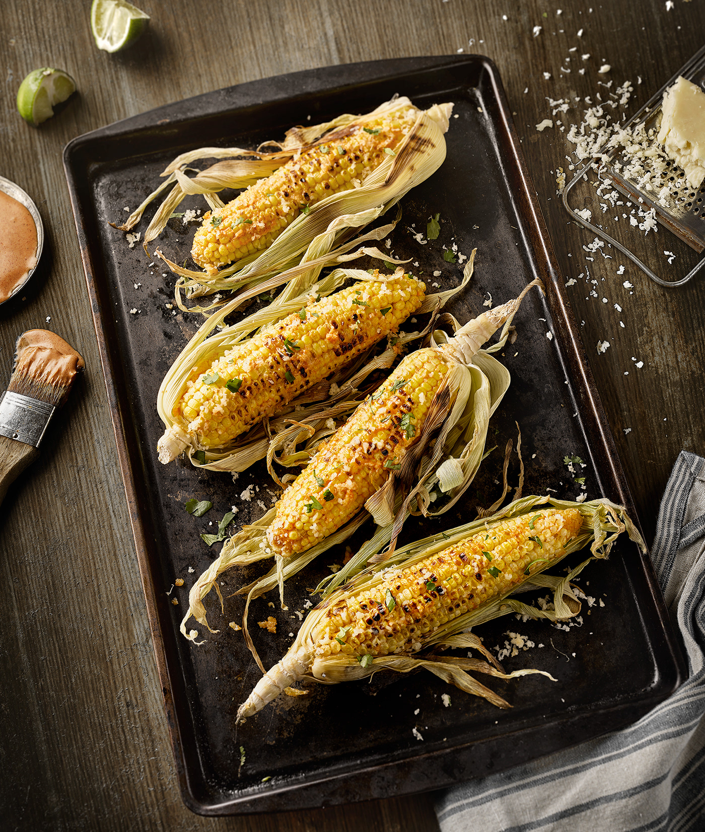 красивая еда / фото Greg Stroube
