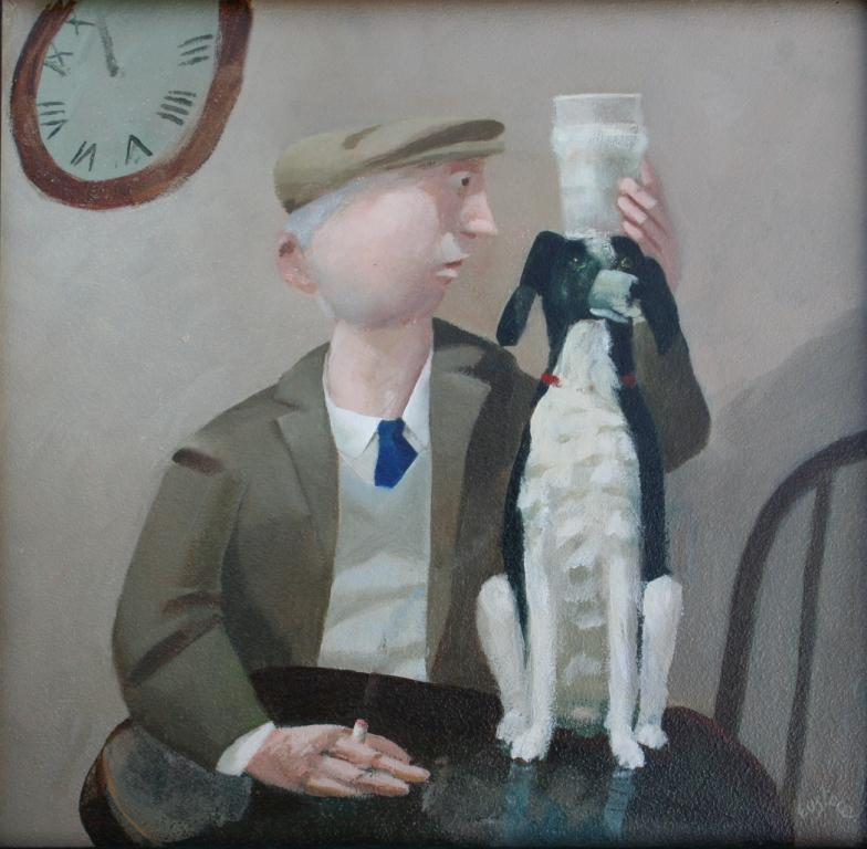художник David Eustace