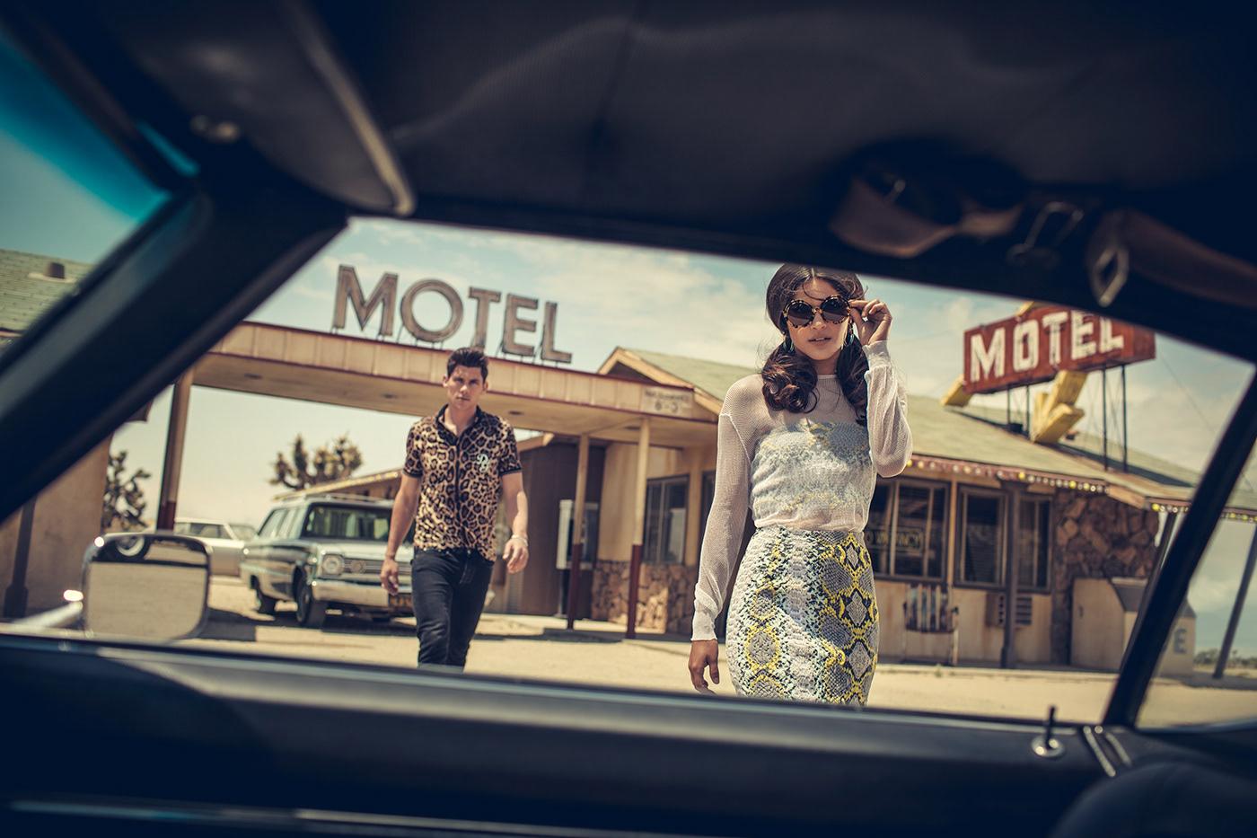 Bonnie & Clyde / фото Patrick Curtet