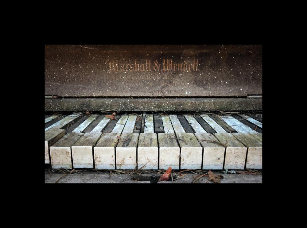 Piano / фото Barclay Goeppner