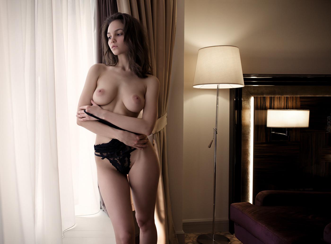In the City * Model Maria Demina / фотограф Vladimir Nikolaev