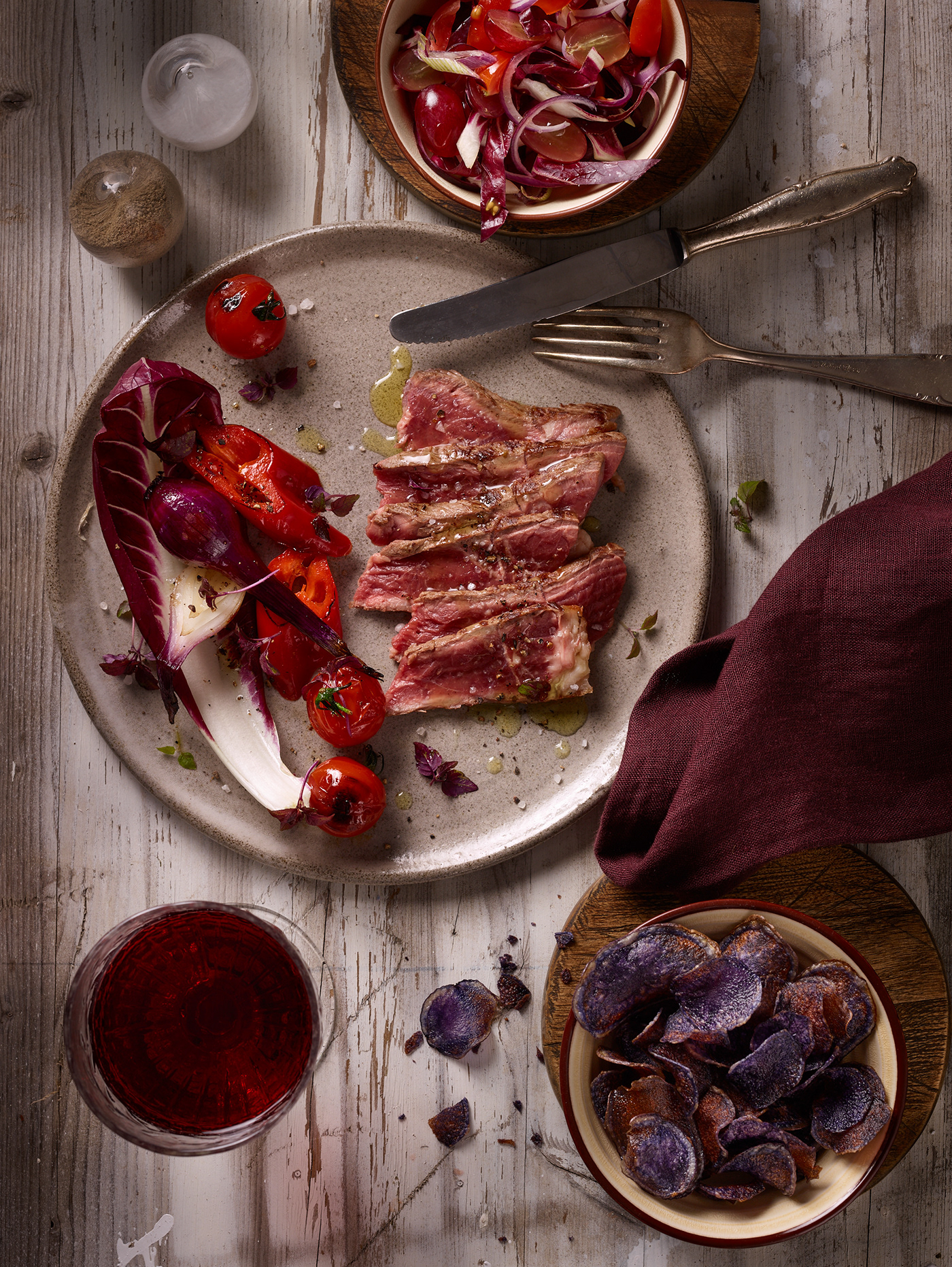 THE DAY / foto Kai Stiepel foodstylist Alissa Poller