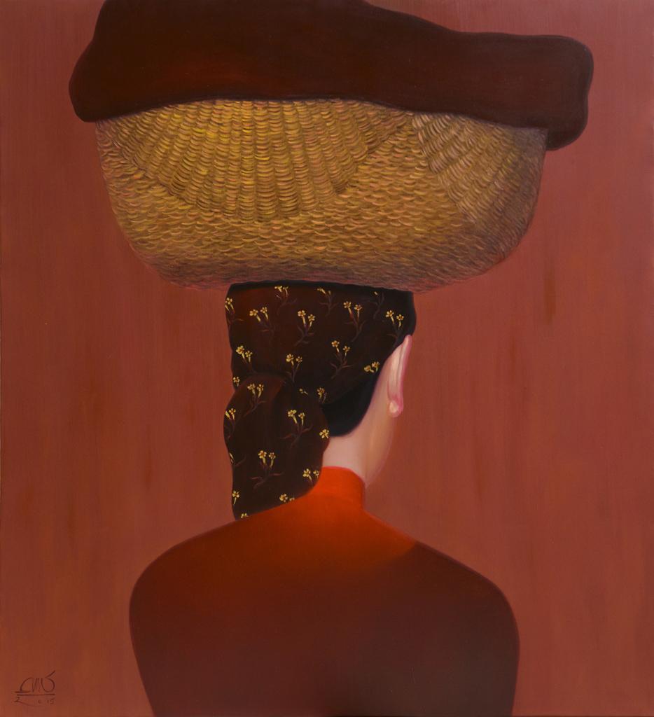 Вьетнамский художник Chinh Nguyen Khac