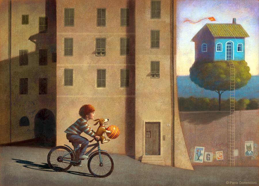 Иллюстрации Paolo Domeniconi