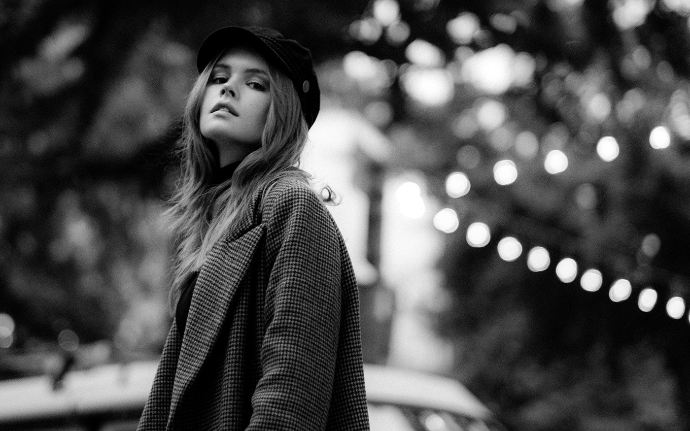 Anastasia in town / фото Sacha Leyendecker