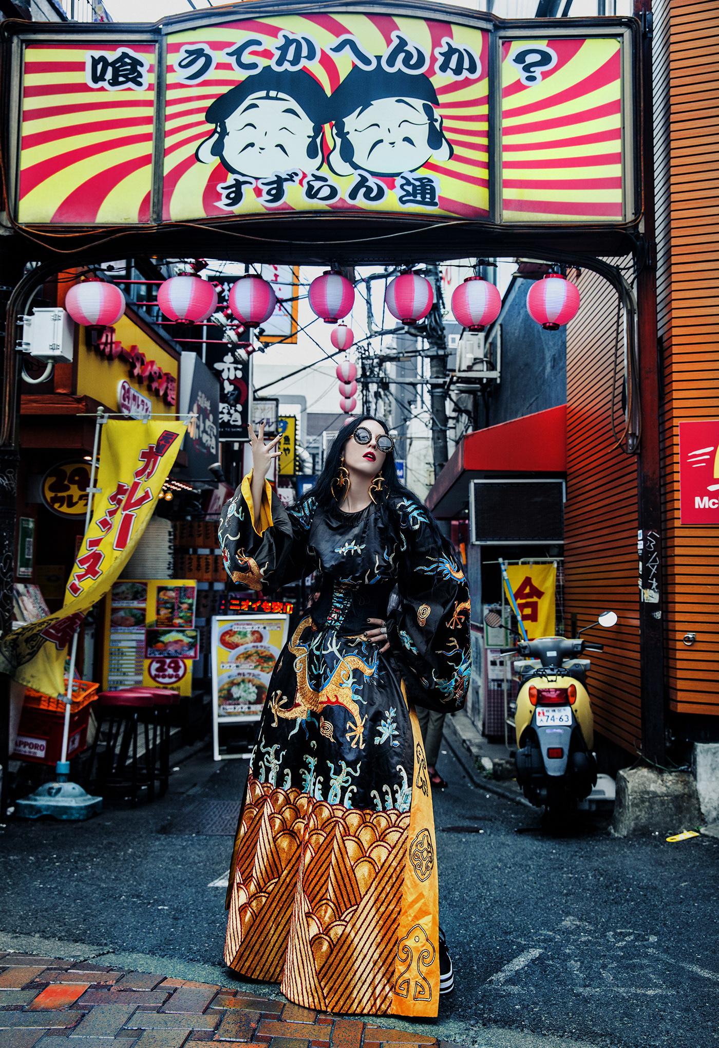 Big in Japan / фотограф Ekaterina Belinskaya