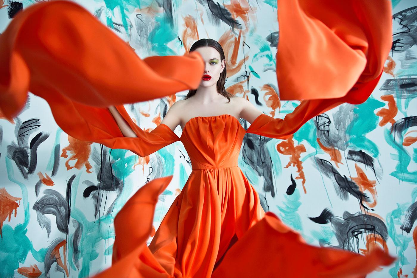 Paint me up / фотограф Ekaterina Belinskaya