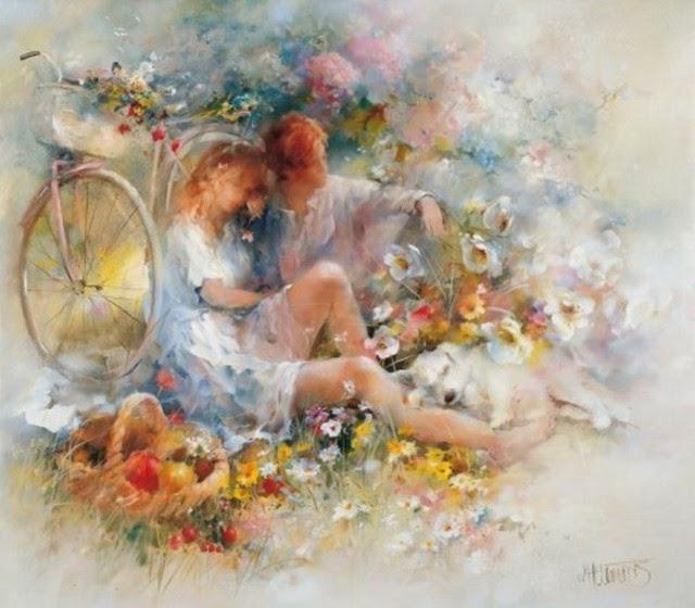 художник Willem Haenraets