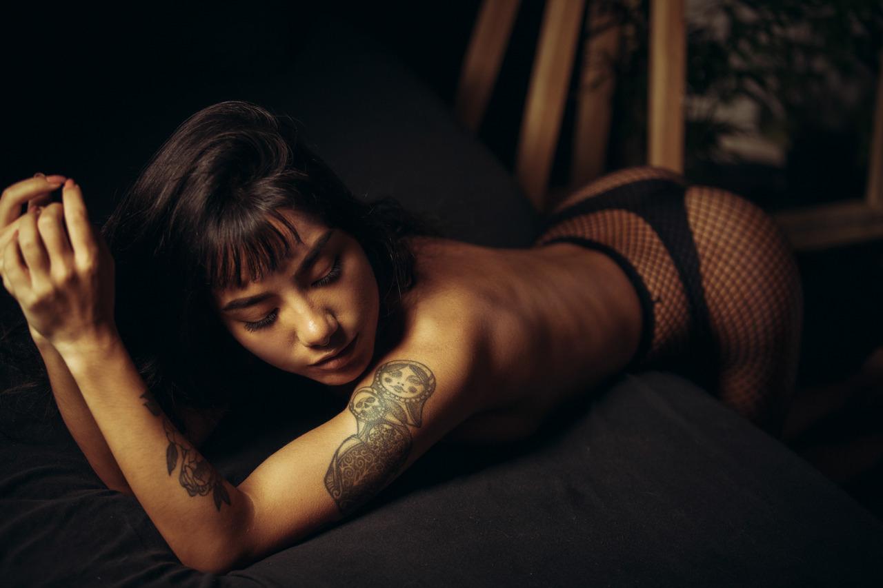 Amanda Ikoma by Marcos Calomeno