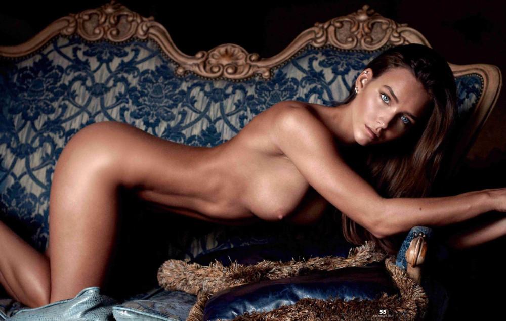 Rachel Cook by Robert Voltaire for Playboy México November 2018