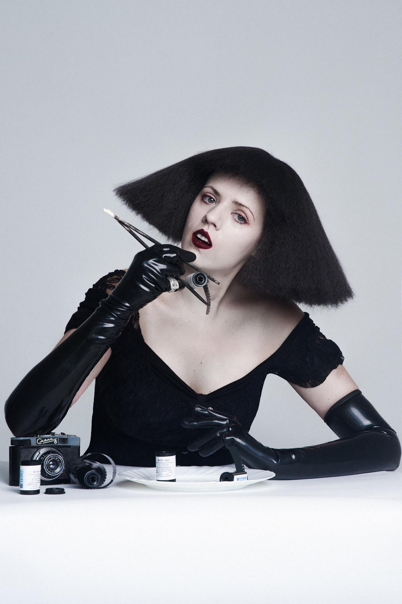 The Film Eater / фотограф Ekaterina Belinskaya