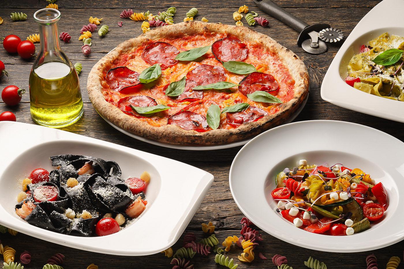 Pizzeria foodphotography|| IL Molino Kiev / фотограф Max Smolyar