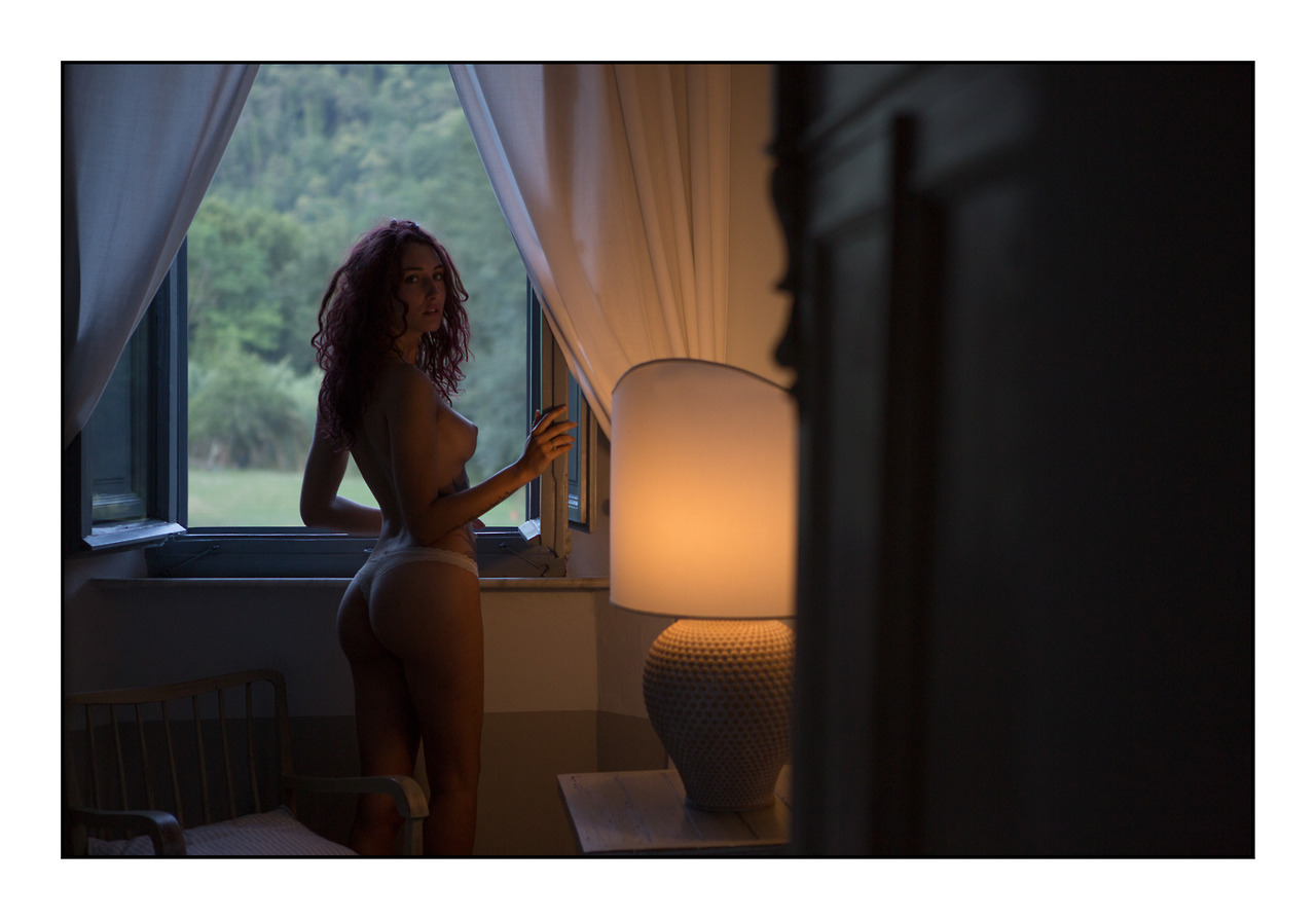 Martina Tosi by Roberto Bottarelli