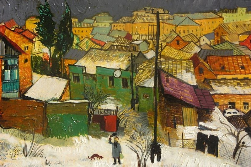 работы Отара Имерлишвили