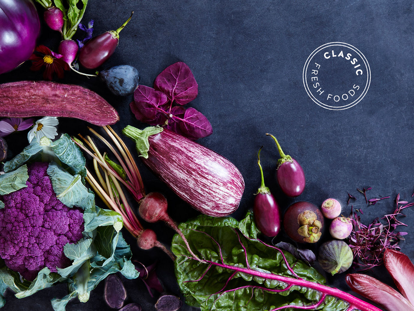 Classic Fresh Foods / фотограф Claire Hartley