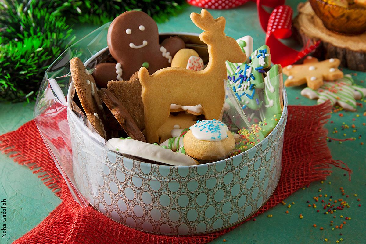 Рождественские сладости / фотограф Noha Gadallah