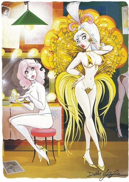 Рисунки из журнала Playboy 13