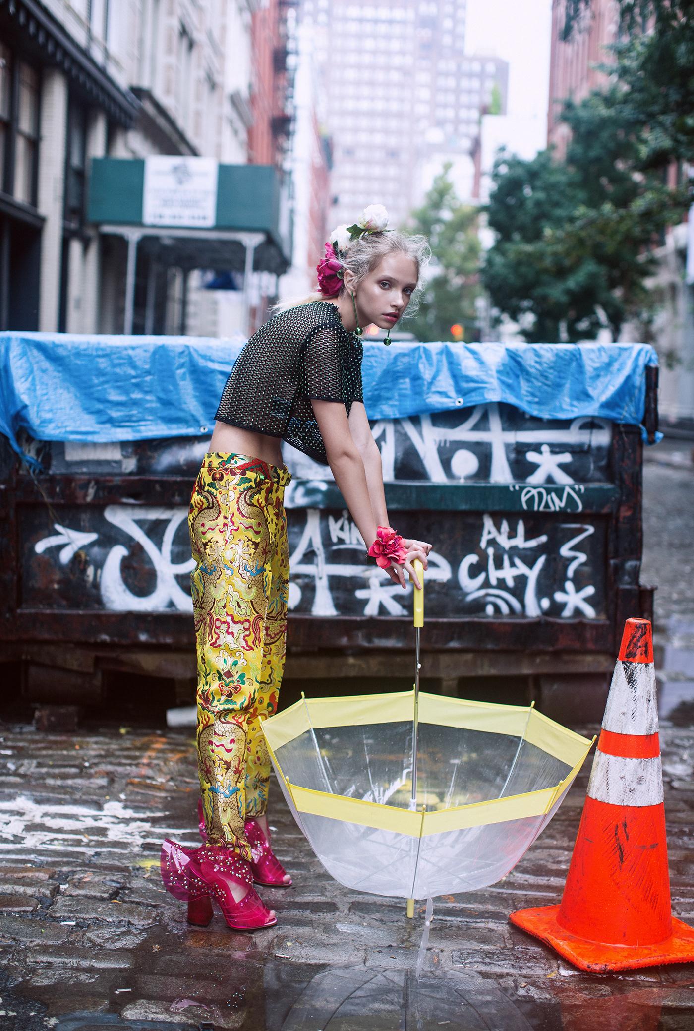 Flower needs some water in the city / фотограф Ekaterina Belinskaya