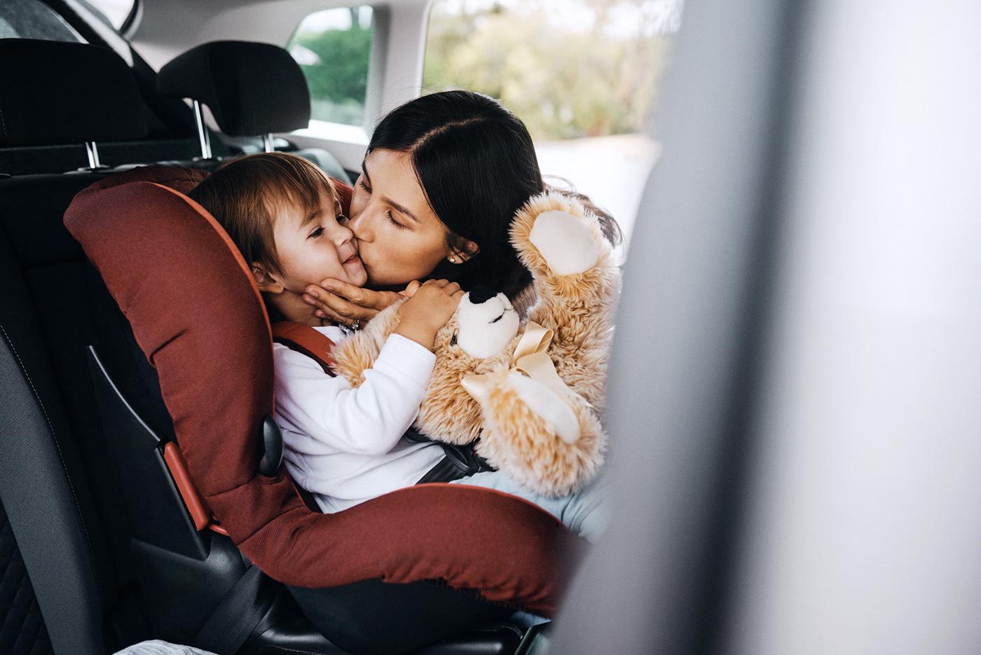 VW Tiguan Family Trip