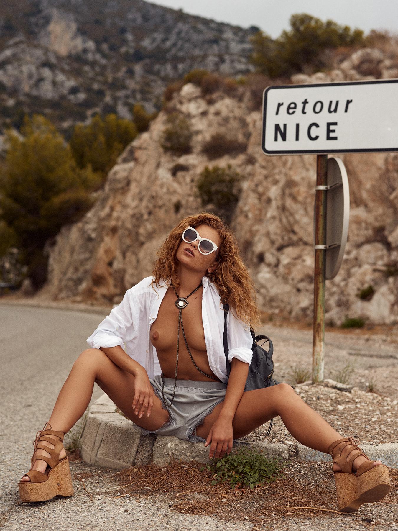 Summer in Nice / Юлия Ярошенко - фотограф Joakim Karlsson