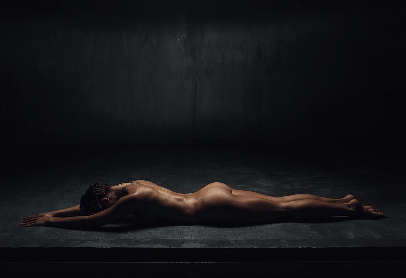 Grey NUDE / фотограф Ярослав Мончак