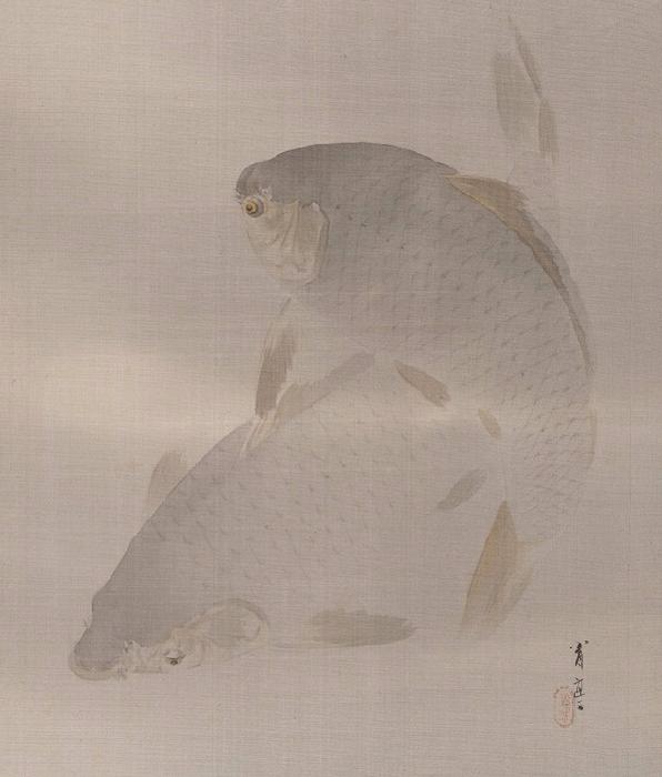 рисунки Ватанабэ Сэйтэй