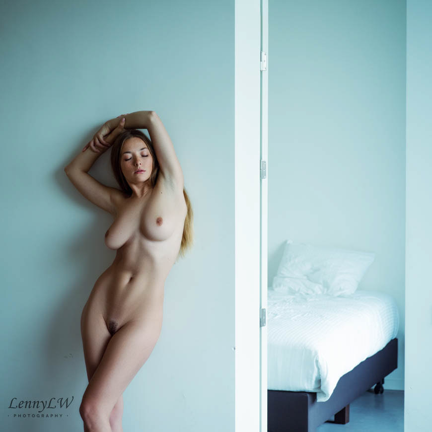 Ольга Кобзар / фотограф Lenny LW
