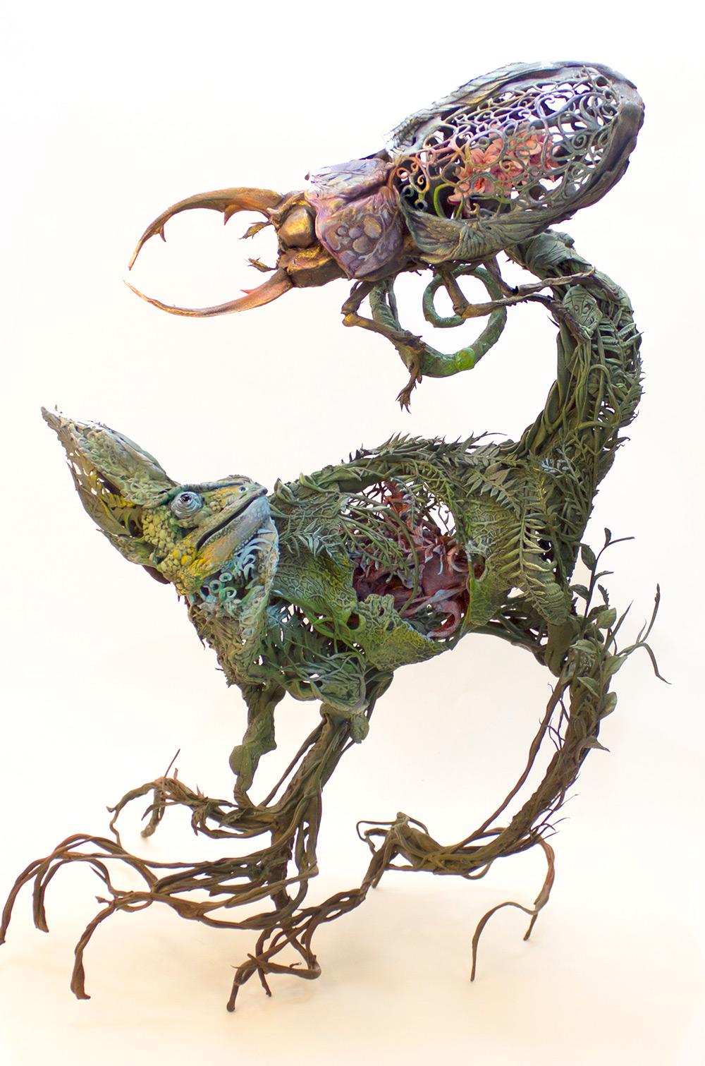 скульптор Ellen Jewett