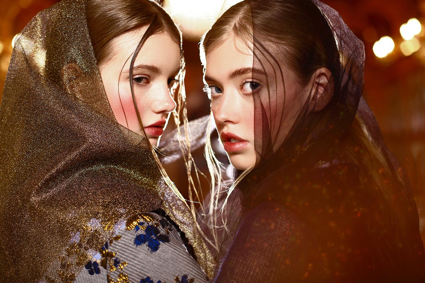 Fairytale для AYSINA FW17 / фотограф Sonya Plakidyuk