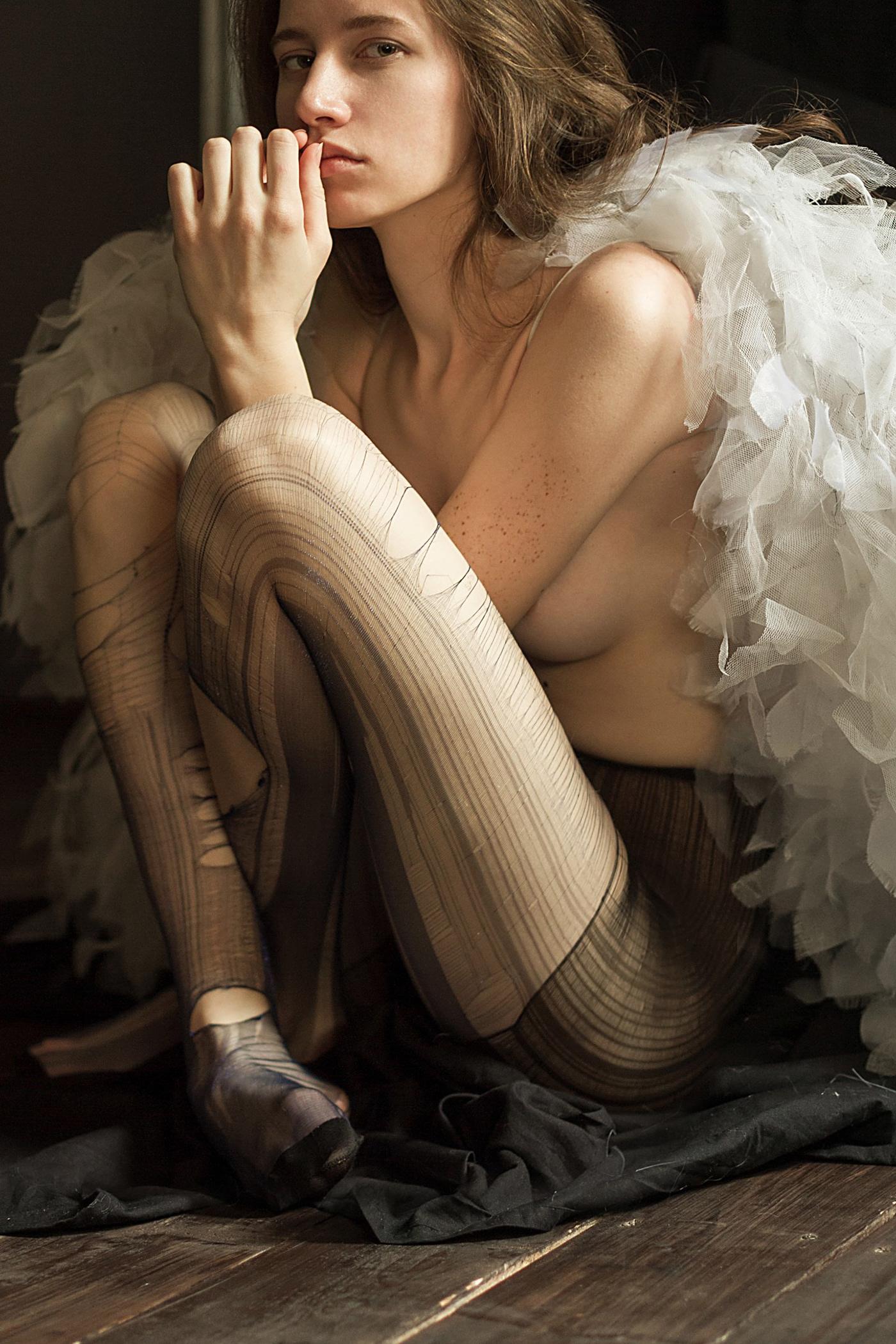 Vasilisa / фотограф Антон Середин