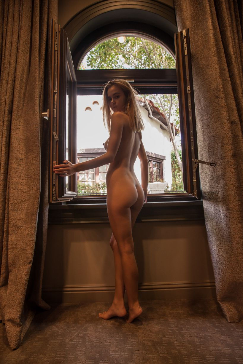 Amberleigh West from Vegas October 2018
