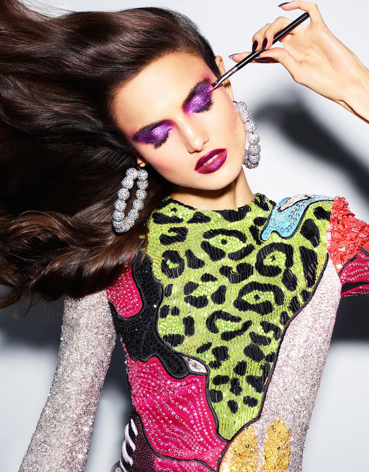 VOGUE Beauty // November 2018 - фото Enrique Vega